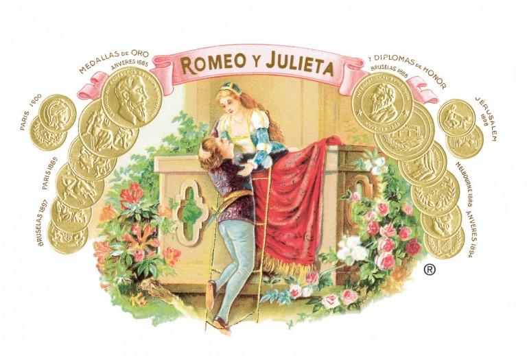 Lịch sử thương hiệu Romeo Y Julieta