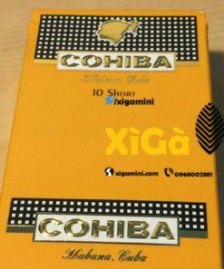 Cohiba Short – Xì gà Cohiba Mini chất lượng cao