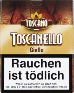 Toscannello Giallo (trước đó là Aroma Vaniglia) - Vị vani