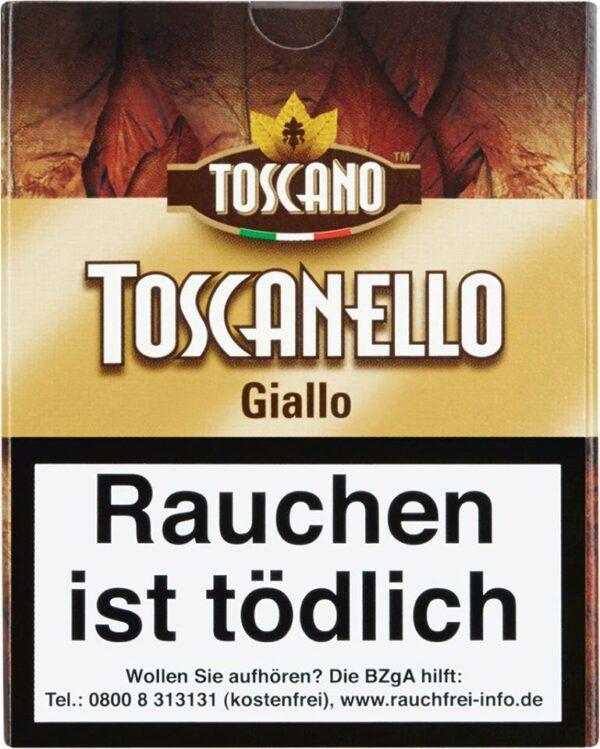 Toscannello Giallo (trước đó là Aroma Vaniglia) Vị vani httpxigamini.com