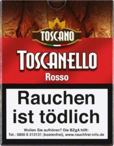 Toscannello Roso (trước đó là Aroma Caffe) Vị cà phê