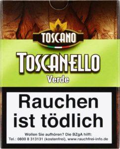 Toscannello Verde Limoncello - Vị chanh